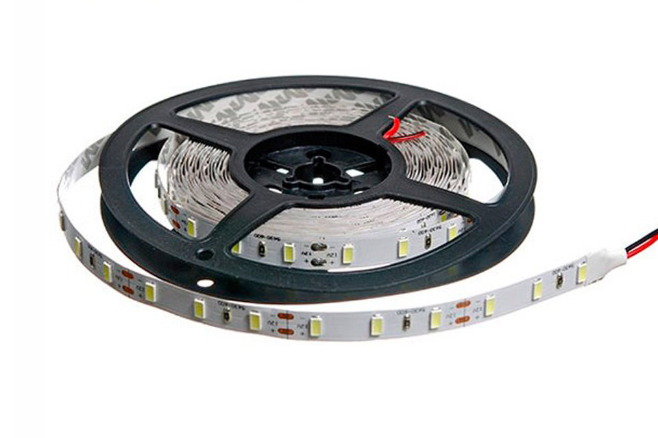 SMD 2835 / 60 LED WHITE (IP33)
