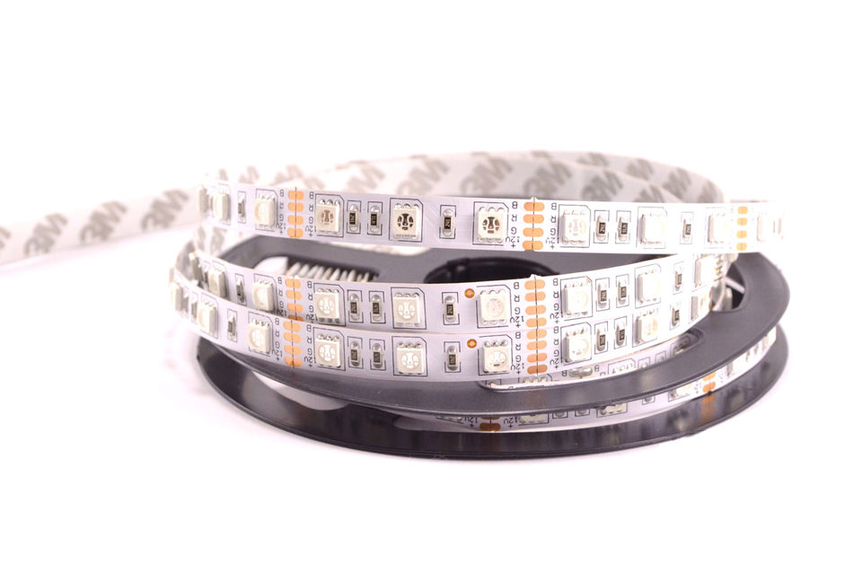 SMD 5050 / 60 LED White (IP65) #1633 ОТ 150 Р./П.М.
