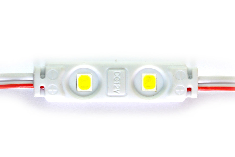 LS 2835/2LED WHITE (IP65 / 0,24W) #6136 ОТ 10 Р./ШТ.