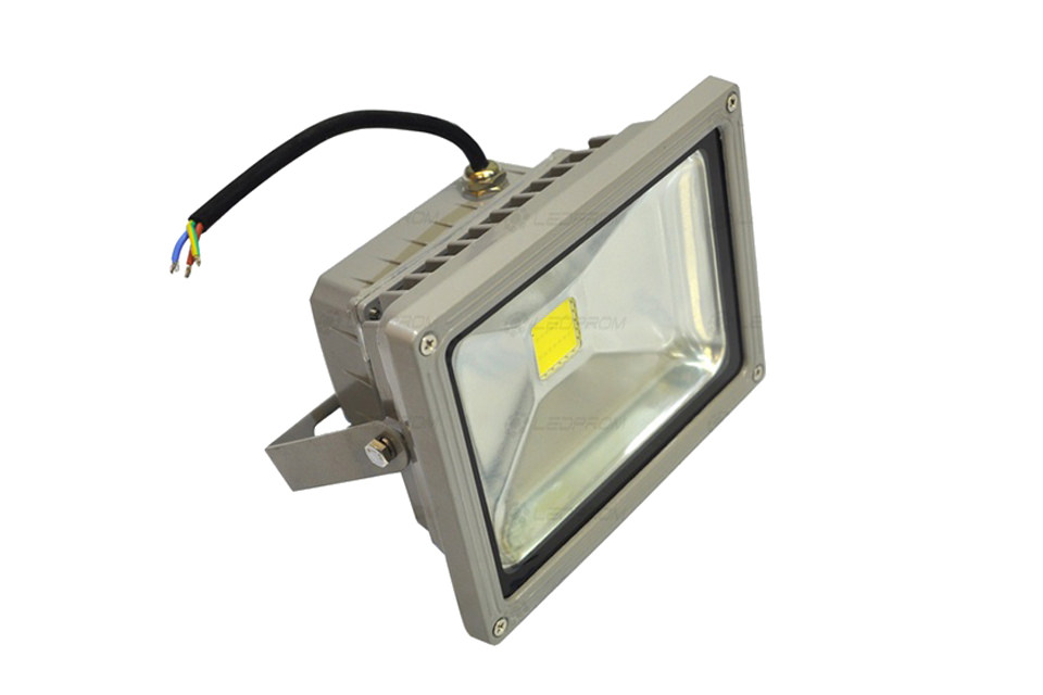 LED Прожектор LP-T30*1WG  (30W / 220v / IP65 / 2600 lm) #4681 ОТ 1150 Р./ШТ.
