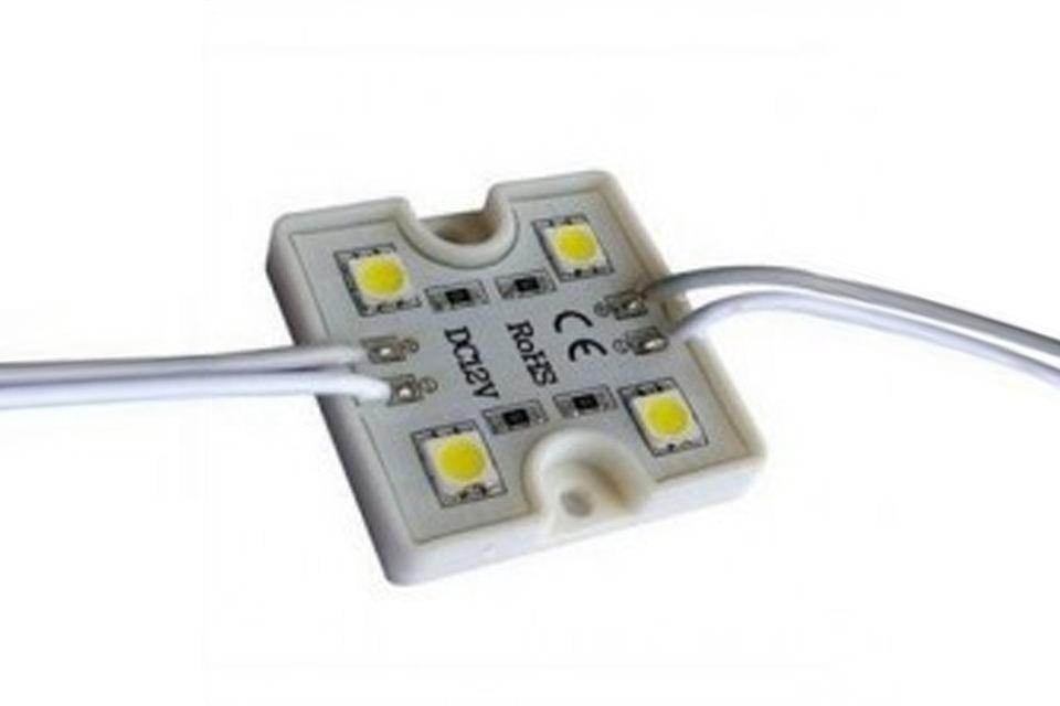 LS 5050 / 4LED RGB (IP65 / 0,96 W) #5930 ОТ 28 Р./ШТ.