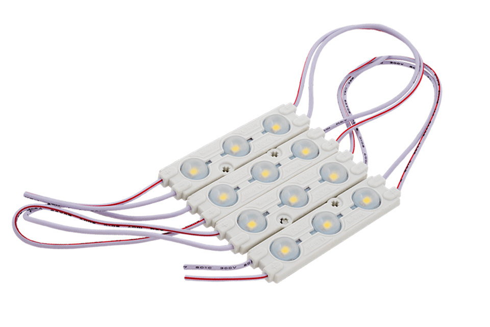 LS PREMIUM 2835/3LED WHITE 220V (IP65 / 1,8W) #6485 ОТ 50 Р./ШТ.